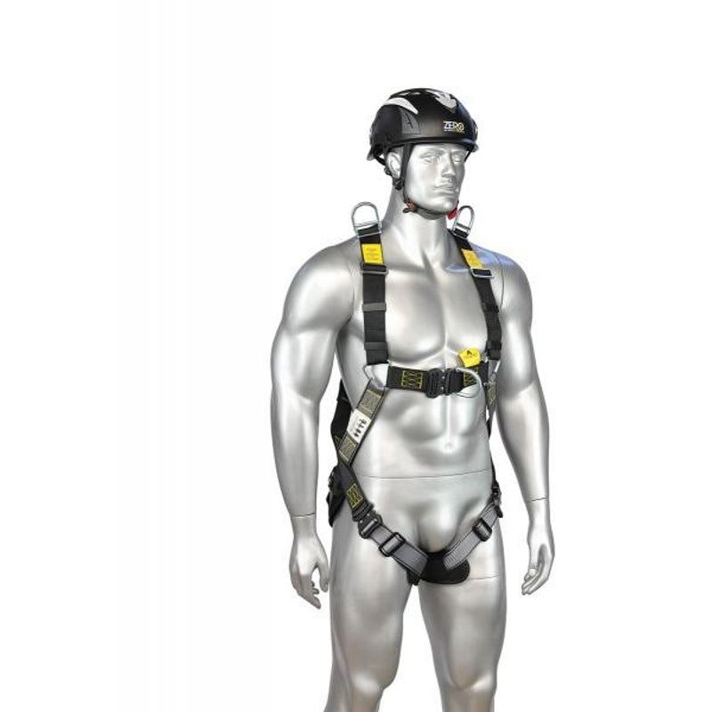 ZERO TRADEMANS RESCUE HARNESS