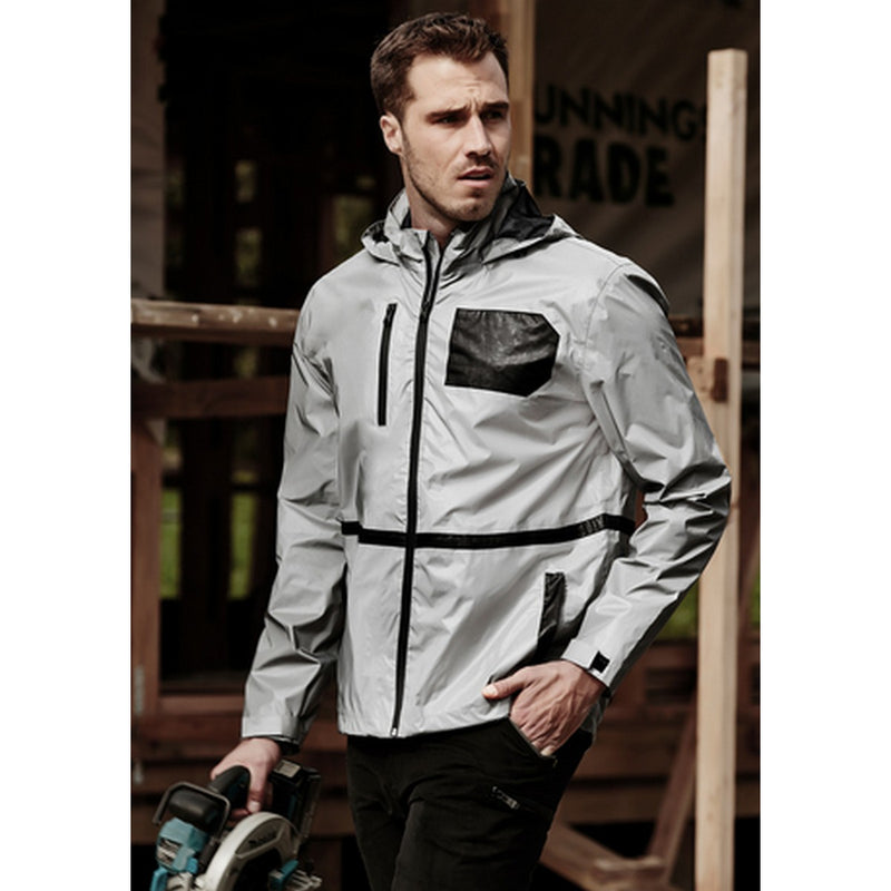 Image of Syzmik Streetworx Reflective Jacket