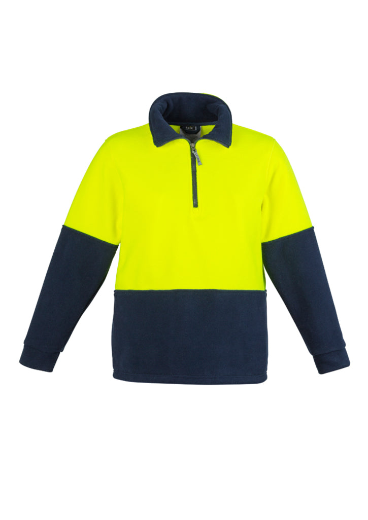 Image of Syzmik 1/2 Zip Fleece Jumper