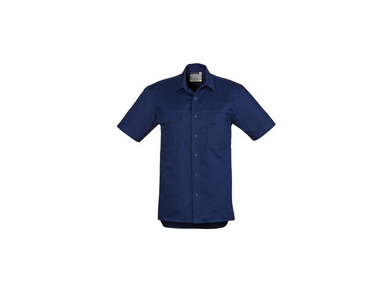 Image of Syzmik Tradie Short Sleeve Shirt