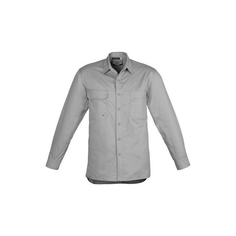 Image of Syzmik Tradie Long Sleeve Shirt