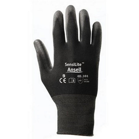 Image of SENSILITE GLOVES - BLACK