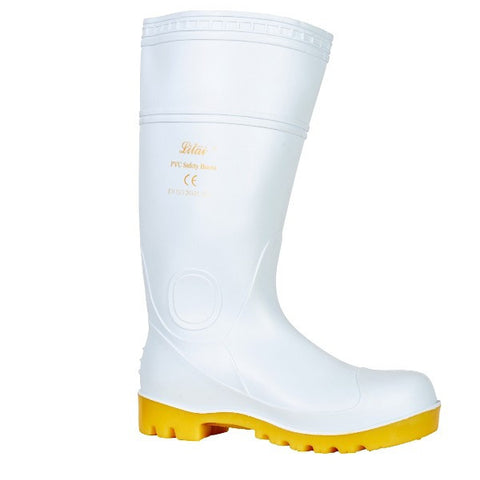Image of No.8 Food Industry steel toe safety gumboot