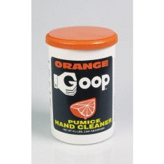 Image of Goop Orange Gel with Pumice Dispenser Refill