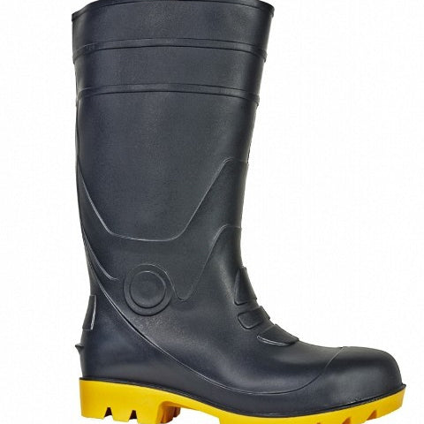 Image of No.8 Industrial steel toe safety gumboot