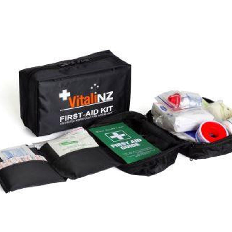 Lone Worker/Vehicle First Aid Kit NFA700