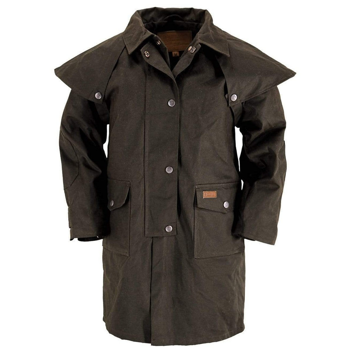 Image of Outback Kids Oilskin Duster