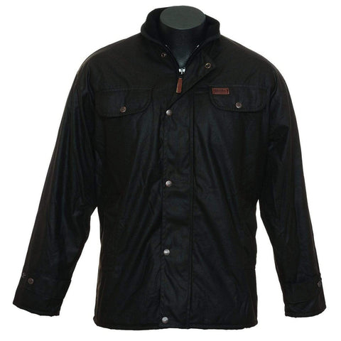 Image of Outback Oilskin Jacket