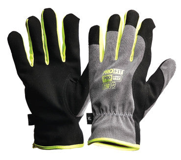 Image of Profit Rigga Mate Silver Winter lined glove
