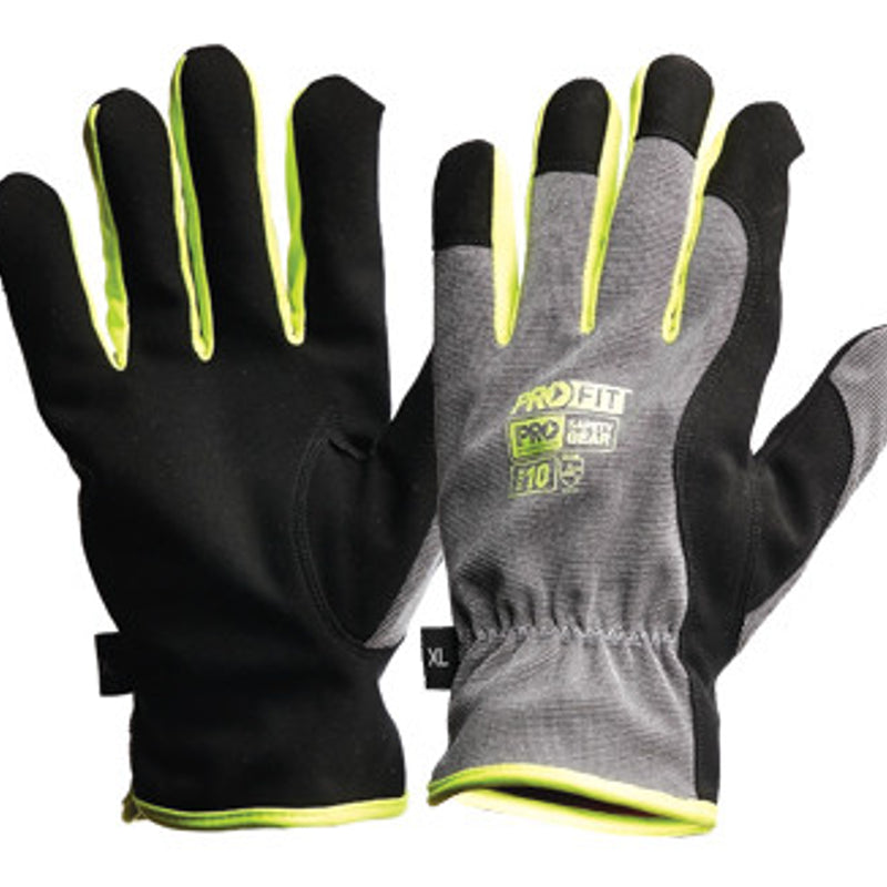 Profit Rigga Mate Silver Winter lined glove