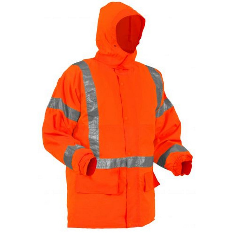 Bison Stamina Jacket Orange