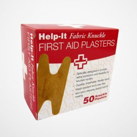 Image of Fabric Knuckle Plasters