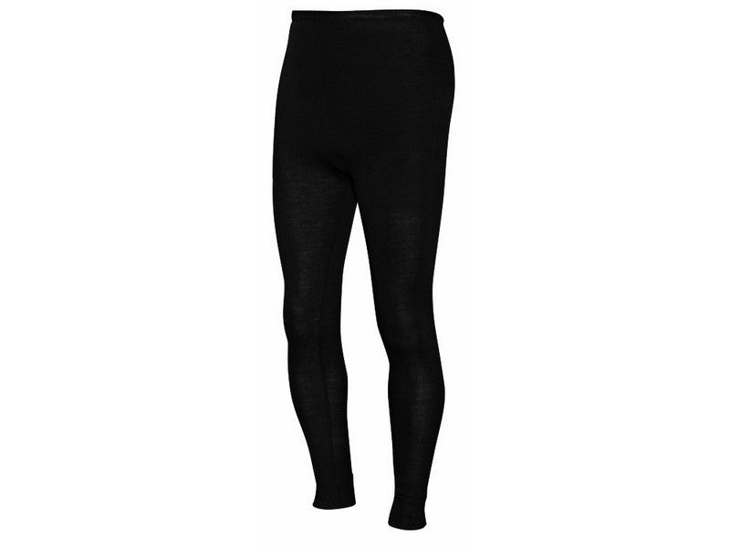 Image of Thermadry Black Polypropylene Pants