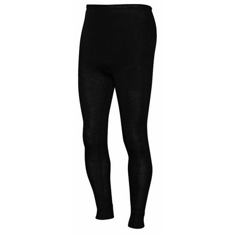 Image of Thermadry Black Polypropylene Pants With Fly