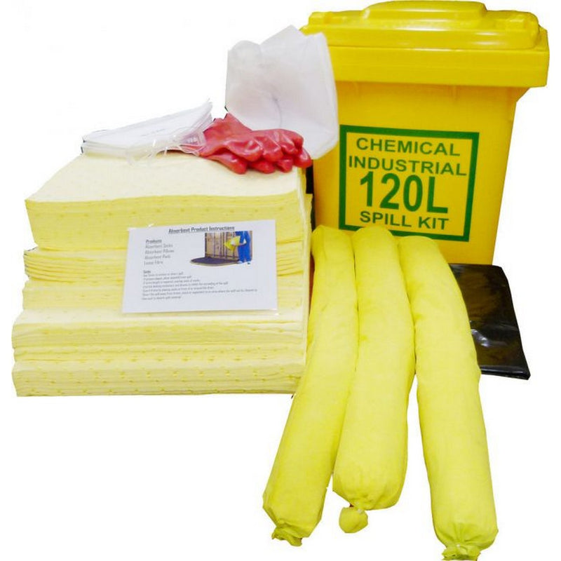 QS Chemical 120L Spill Kit