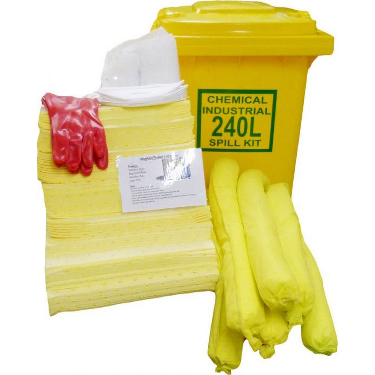Image of QS Chemical 240L Spill Kit