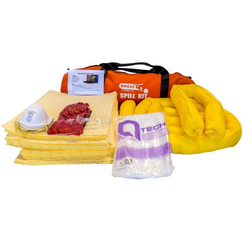 QS Chemical 50L Spill Kit