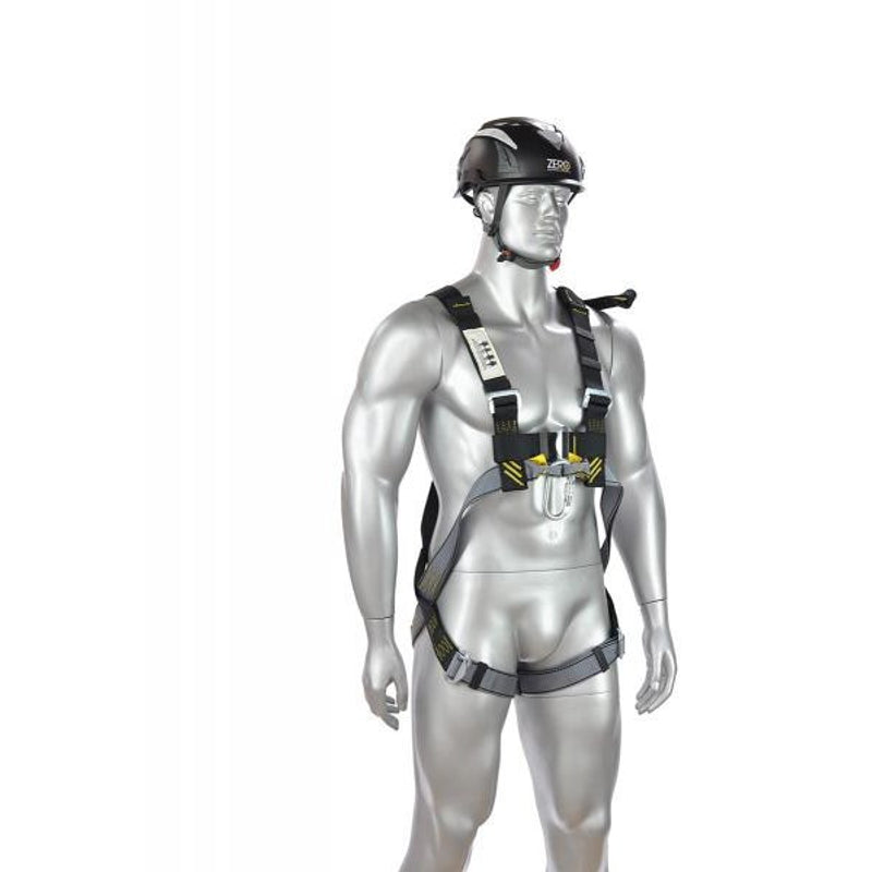 ZERO UTILITY HARNESS WITH STANDARD BUCKLES