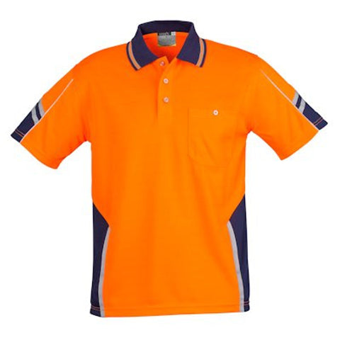 Image of Syzmik Short Sleeve Squad Polo