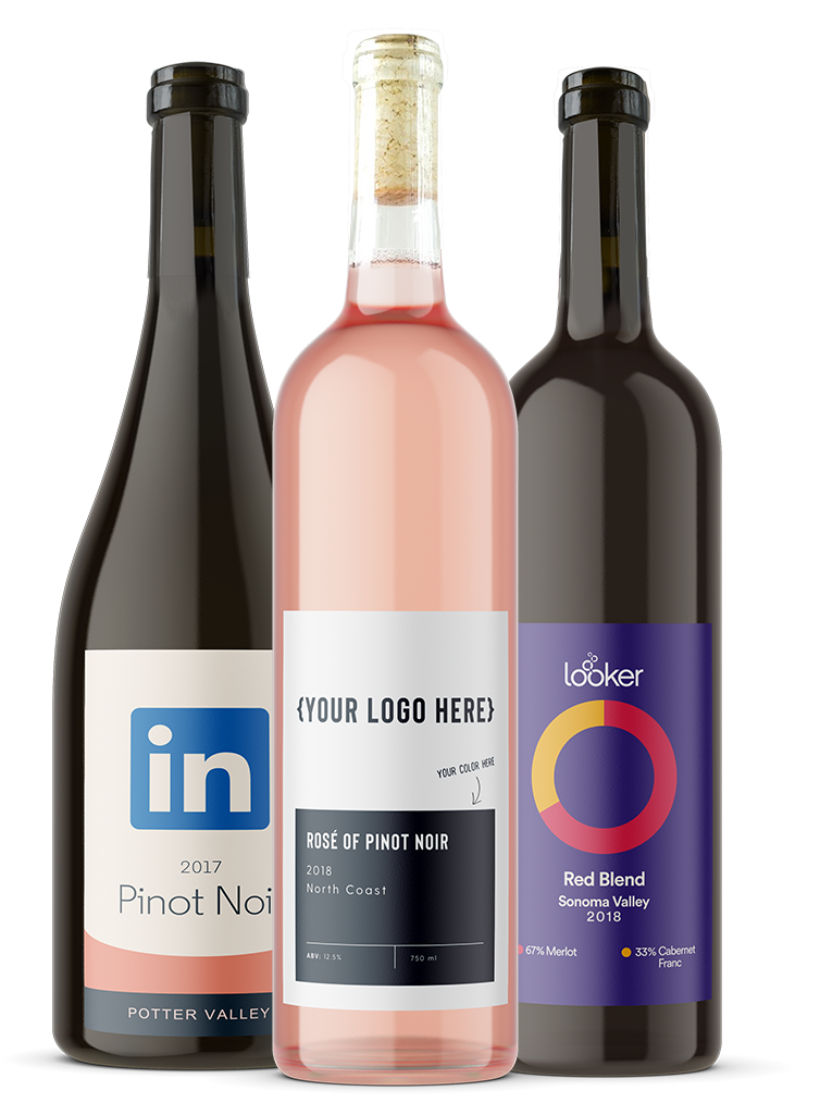 Prepaid Custom Wine & Happy Hour Special