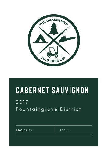 Guardsmen Tree Lot Cabernet