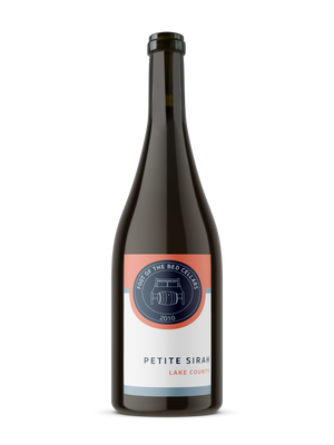 #WineCellarWednesday - 2010 Lake County Petite Sirah
