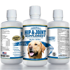 Liquid Glucosamine for Large Dogs