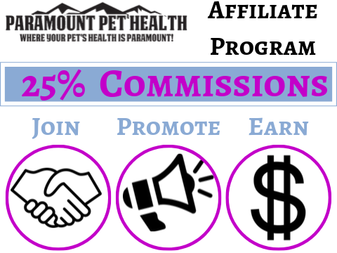 Paramount Pet Health Affiliate Program