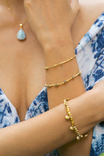 Load image into Gallery viewer, Luna Gold Vermeil Bracelet (1 Piece Only)