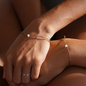 """I Promise You Adventures"" Couple / Friendship Band (Bracelet or Anklet)"