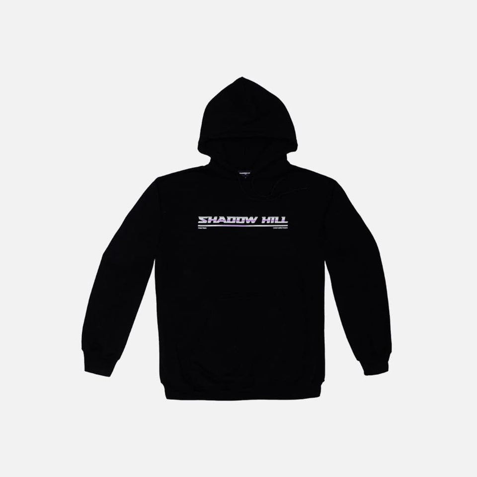 BLACK CHROME PULLOVER