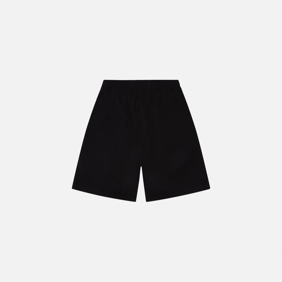 BLACK ESTABLISHED SHORTS