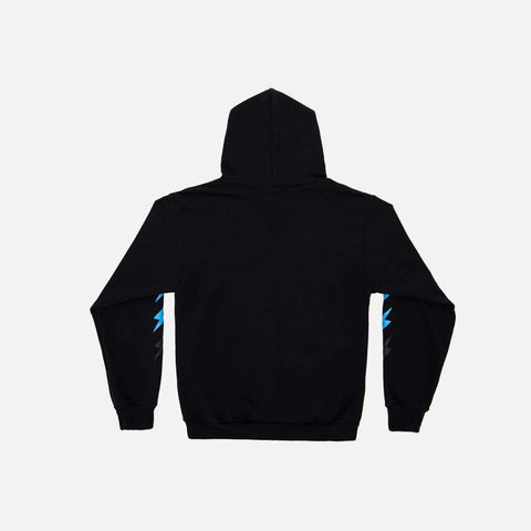 BLACK GRADIENT ENERGY PULLOVER