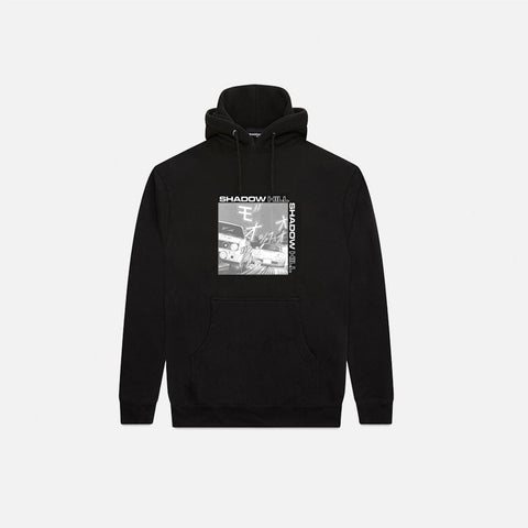 Black Japan Premium Performance Hoodie