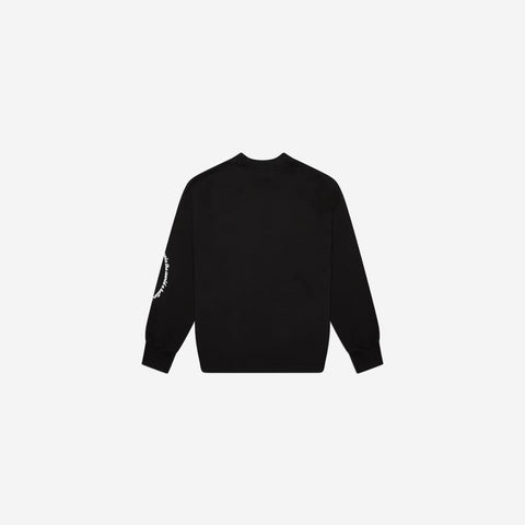 BLACK MARKET RESEARCH LONG SLEEVE