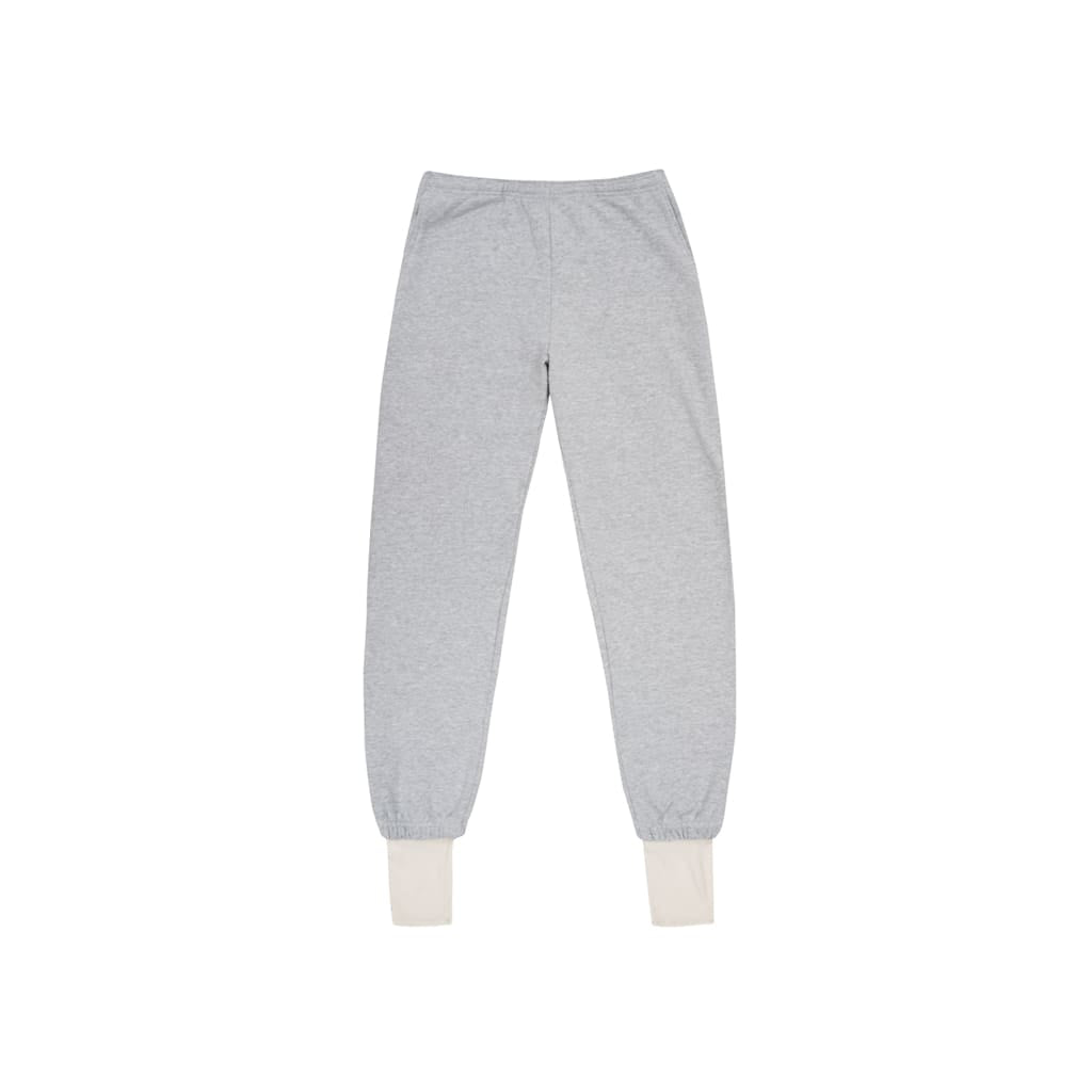 BLANK GRAPHITE THERMAL SWEATPANTS
