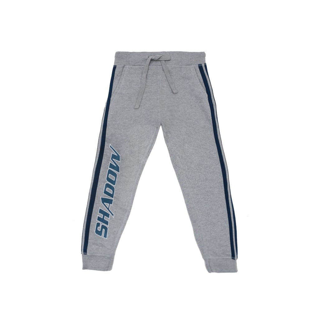 BLUE ASH DOUBLE STRIPE SWEATPANTS