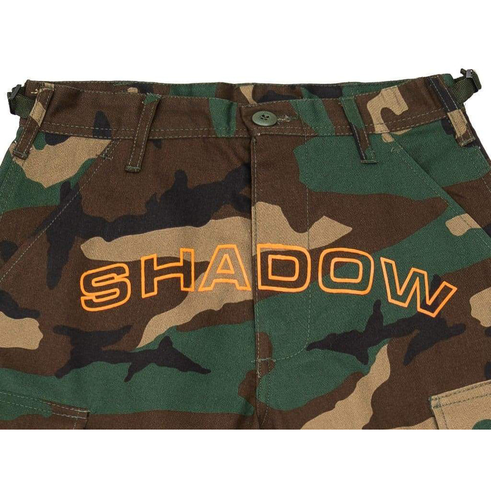 CAMOUFLAGE TACTICAL PANTS