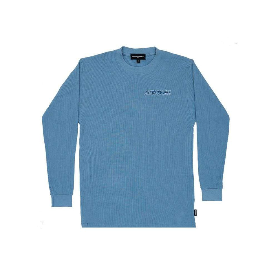 CAROLINA BLUE THERMAL LONG SLEEVE