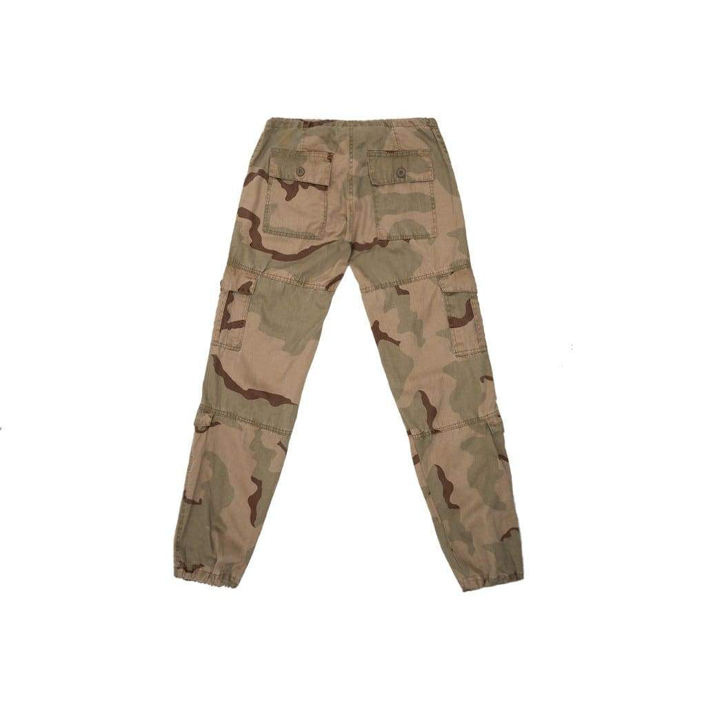 DESERT BATTLE CAMO PANTS