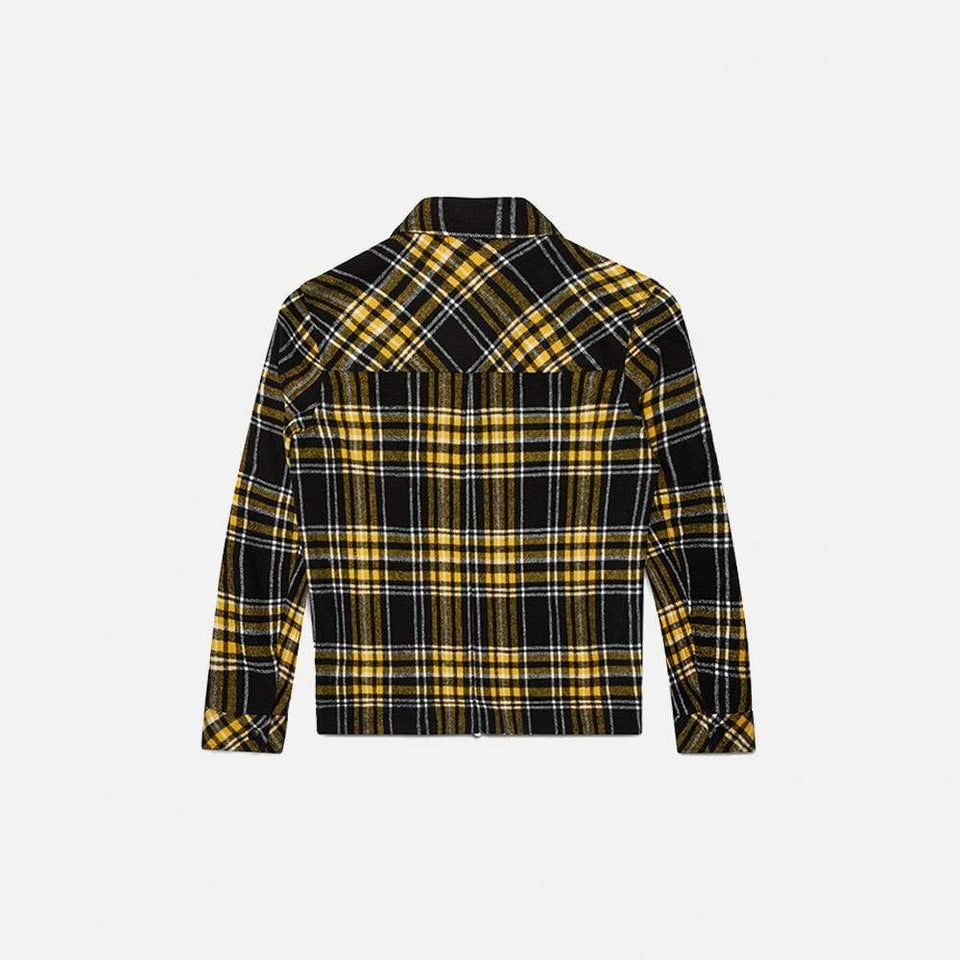 ELECTRIC FLANNEL JACKET