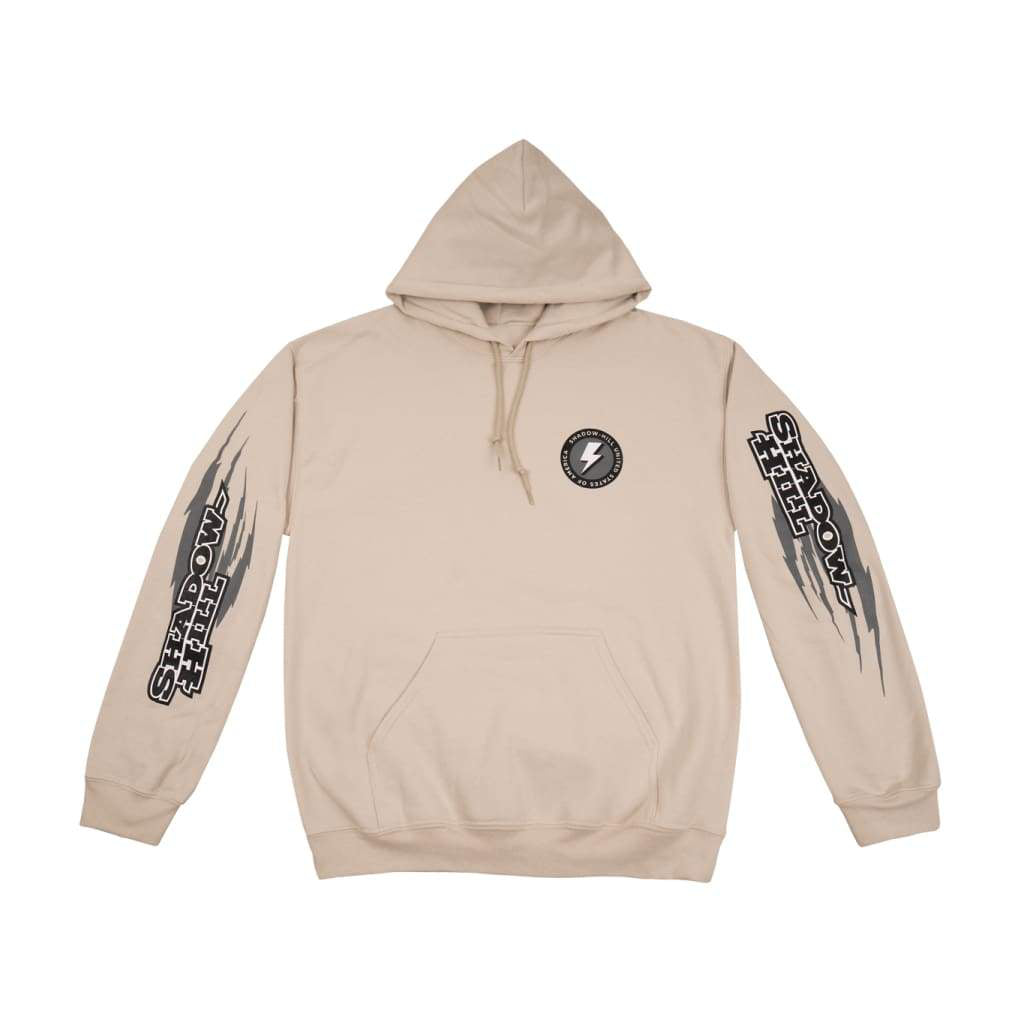 ELECTRIC SAND PULLOVER HOODIE