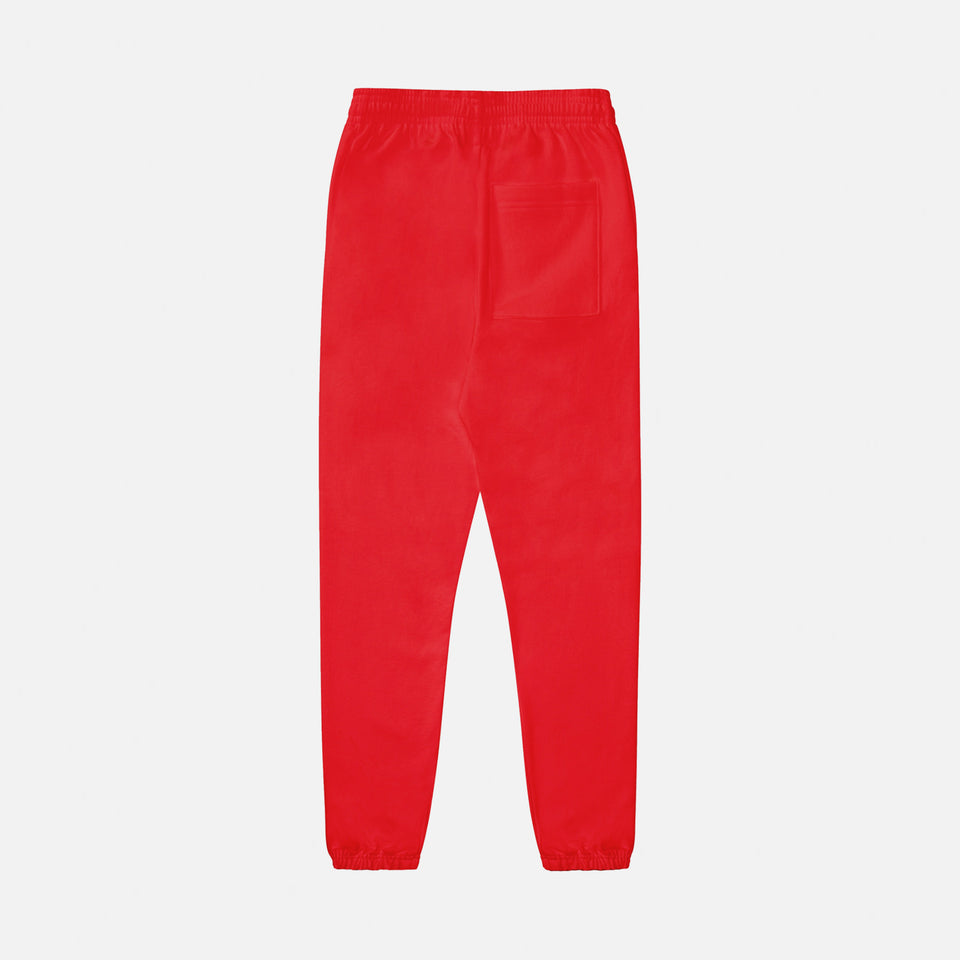 RED STEEL ELITE SWEATPANTS