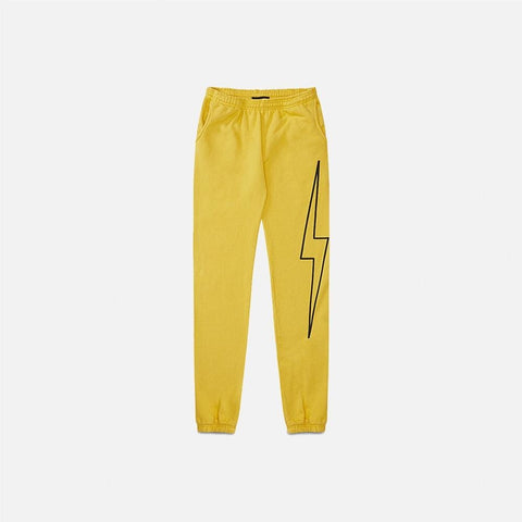 Gold Flash Sweatpants
