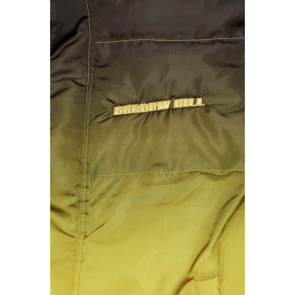 GOLD SNOW PUFFER JACKET