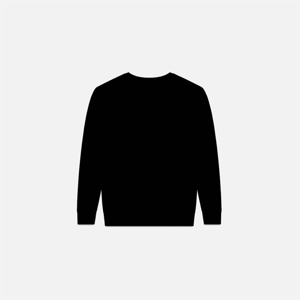 ICY BLACK LAKERS RACING CREWNECK