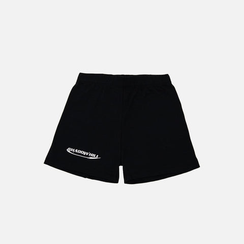 JADE BLACK TROPHY BIKER SHORTS