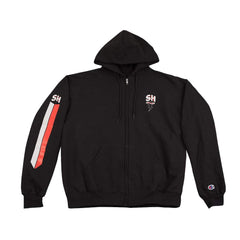 JET DOUBLE STRIPE ZIP-UP