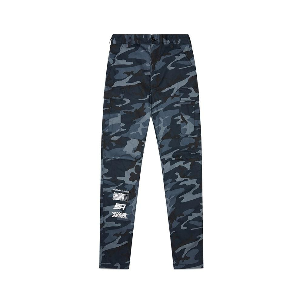 NAVY CAMO TACTICAL PANTS
