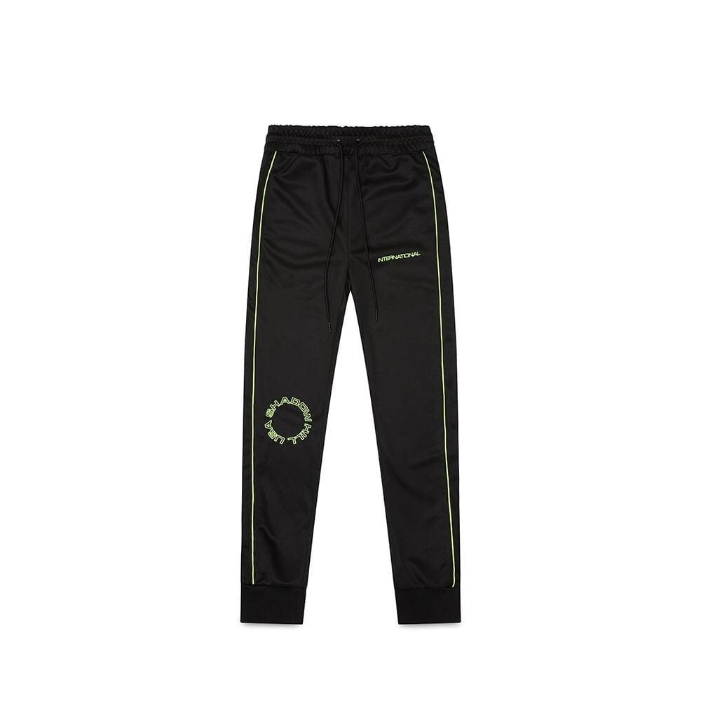 NEON AIRPORT TRACKPANTS